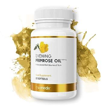 Suplemento Natural Para la Menopausia con Aceite de Onagra ...