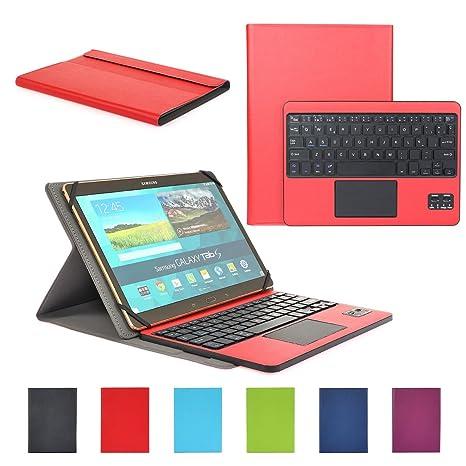 Teclado Bluetooth CoastaCloud Español Layout con Multi Touchpad: Amazon.es: Electrónica