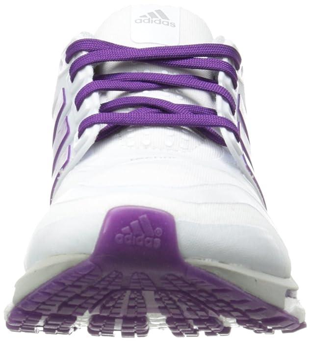 on sale 6bc96 fb41f Adidas Energy Boost 2, Scarpe da Corsa da Donna, Bianco (Pearl MetallicGlow),  37.5 B(M) EU Amazon.it Scarpe e borse