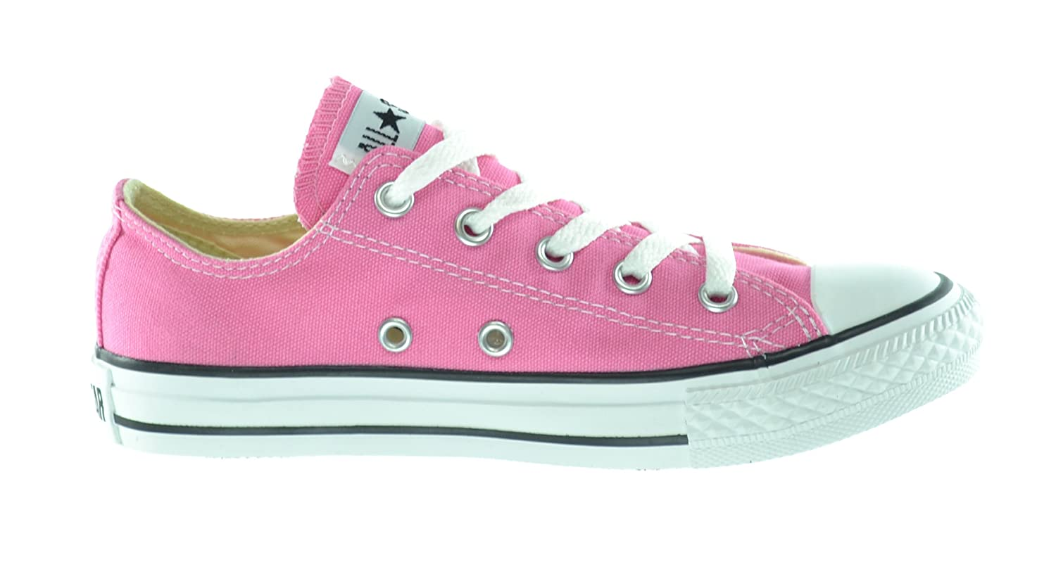 Converse Chuck Taylor All Star Season OX, Unisex Sneaker  12 M US Little Kid|Pink