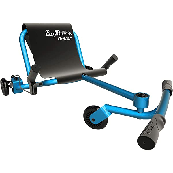 Amazon.com: Ezy Roller Ultimate Riding Machine - Blue: Toys ...