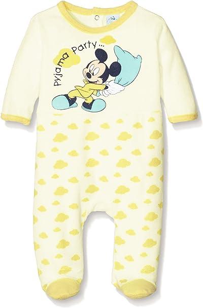 Sun City FR Baby Mickey Conjuntos de Pijama para Bebés