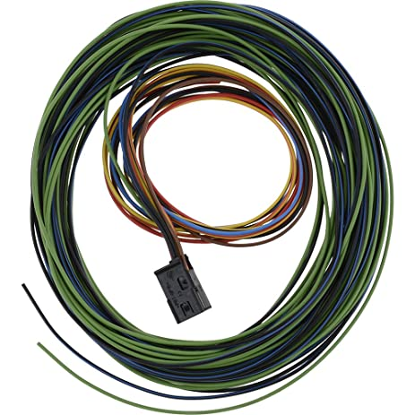 716%2BcMUmbDL._SY463_ amazon com vdo 240 203 instrument gauge wiring harness automotive