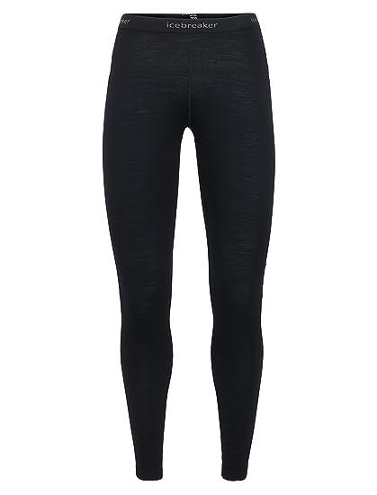 ff782d25d0c Amazon.com: Icebreaker Merino Women's 200 Oasis Leggings: Clothing