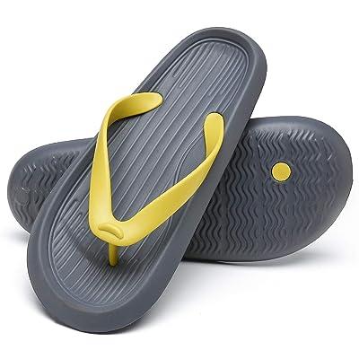 Mens Summer Home Slipper Thong Sandals Beach Massage Flip-Flops Classic Shoes