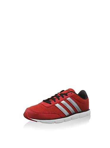 on sale e35a6 586eb adidas Neo-Neo Ultra Racer Rouge-Gris f38101 Size  12 UK