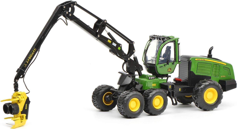 Schuco 450776100 John Deere 7610 grün