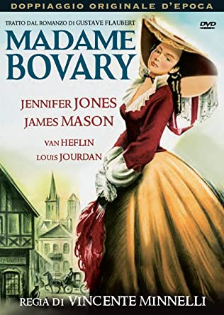 irony in madame bovary