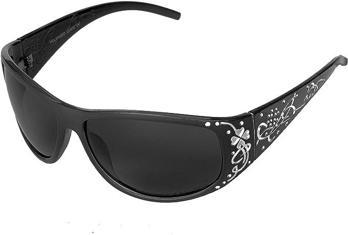 Amazon.com: VOX Gafas de sol polarizadas de moda clásica ...