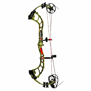 PSE Prophecy Ready to Shoot Infinity 60-Pound Bow Package