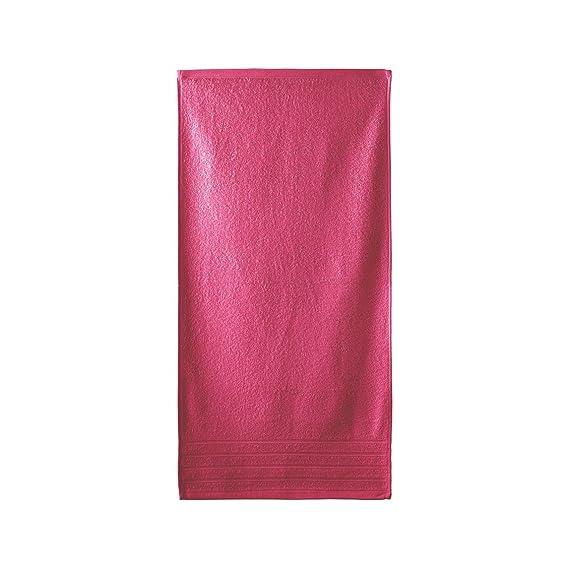 Barceló Hogar 05010010343 Toalla de bidé de rizo americano, modelo Diamante, mango, 30 x 50 cm: Amazon.es: Hogar