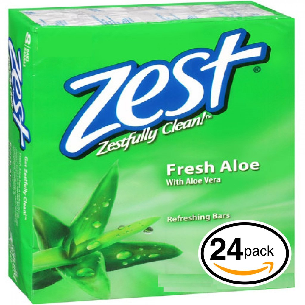 Zest bathroom cleaner - Amazon Com Zest Aqua Bar Soap 8 Count Packages Pack Of 3 Bath Soaps Beauty