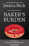 Baker's Burden (The Donut Mysteries Book 50)