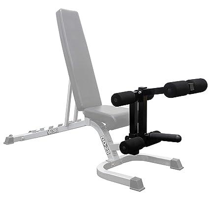 Amazon.com : valor fitness ex 1 leg curl extension attachment