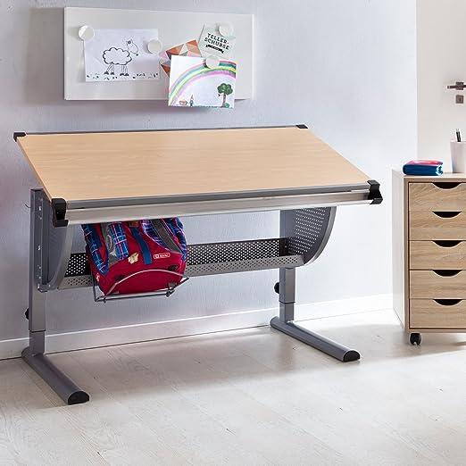 Home Collection24 Diseño IDIMEX Mesa máxima de Madera 120 x 60 cm ...