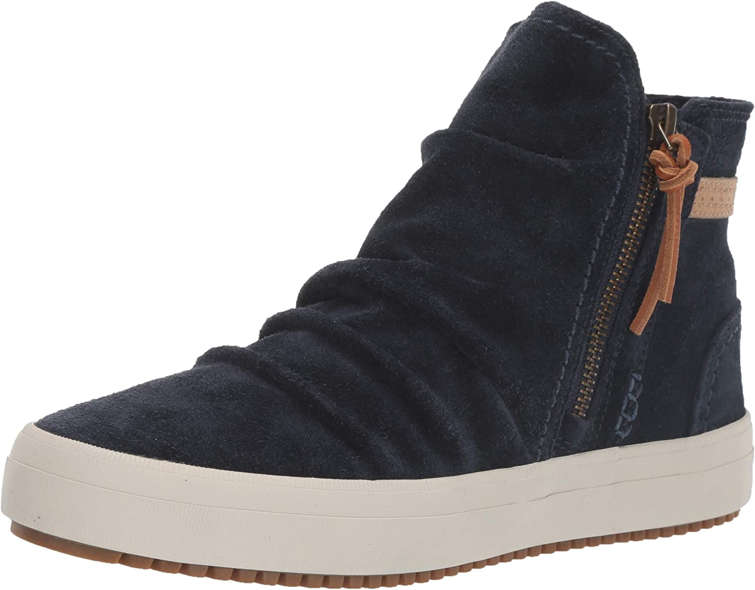SPERRY Women's Crest Lug Zone Suede Boots