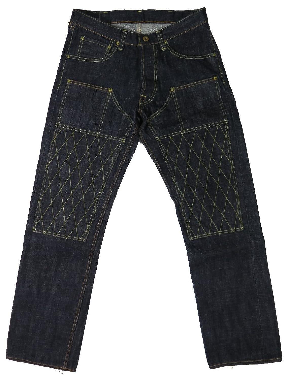 【トロフィークロージング】 ダブルニー ナローダートデニムジーンズ TROPHY CLOTHING 1608 日本製 B01CXST8CC 32インチ