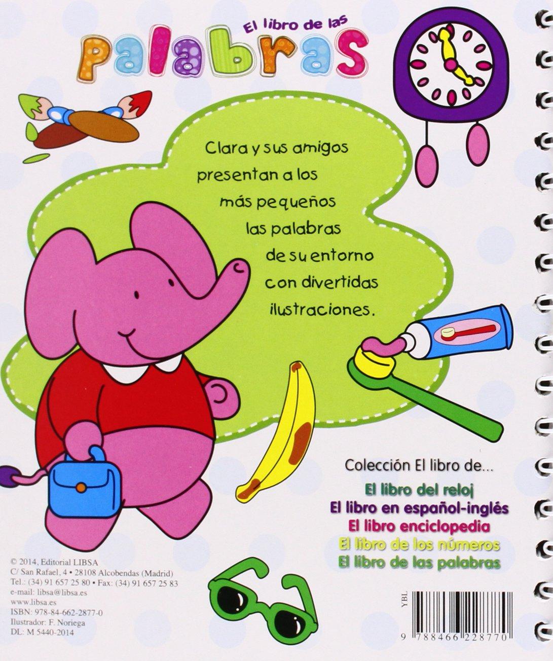 El Libro de las Palabras: Equipo Editorial: 9788466228770: Amazon.com: Books