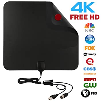 Review ahere TV Antenna HD,Digital