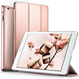iPad 2 3 4 Case (Not for iPad Mini, Air or Pro), ESR Slim-Fit iPad Smart Cover Case for Apple iPad 2 iPad 3 iPad 4 (2014 Version with Built-in Stand and Front/Back Protection and Built-In Magnet for Sleep/Wake Feature), Rose Gold