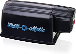 Chill-O-Matic drink chiller, 9x5x5, Black
