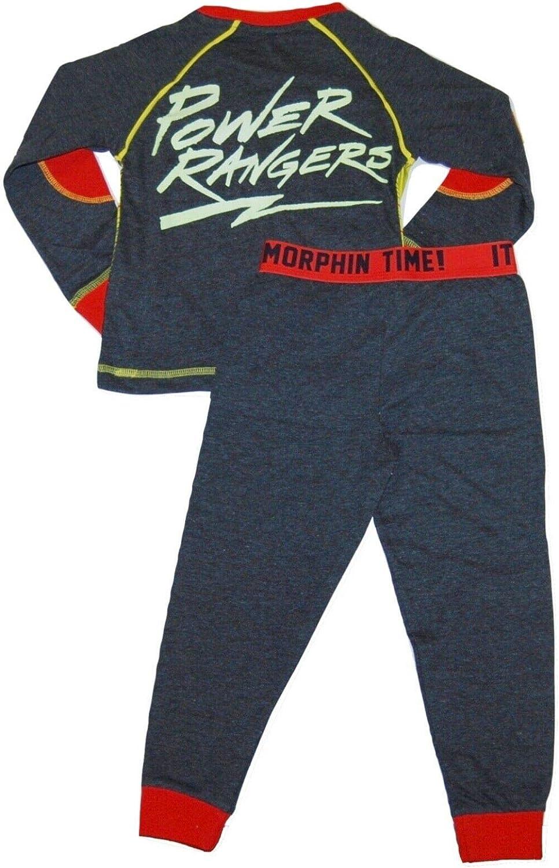 Pigiama da Ragazzo Power Rangers Beast Morphers