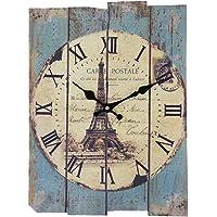 WEIZQ Reloj de pared vintage según los (30x