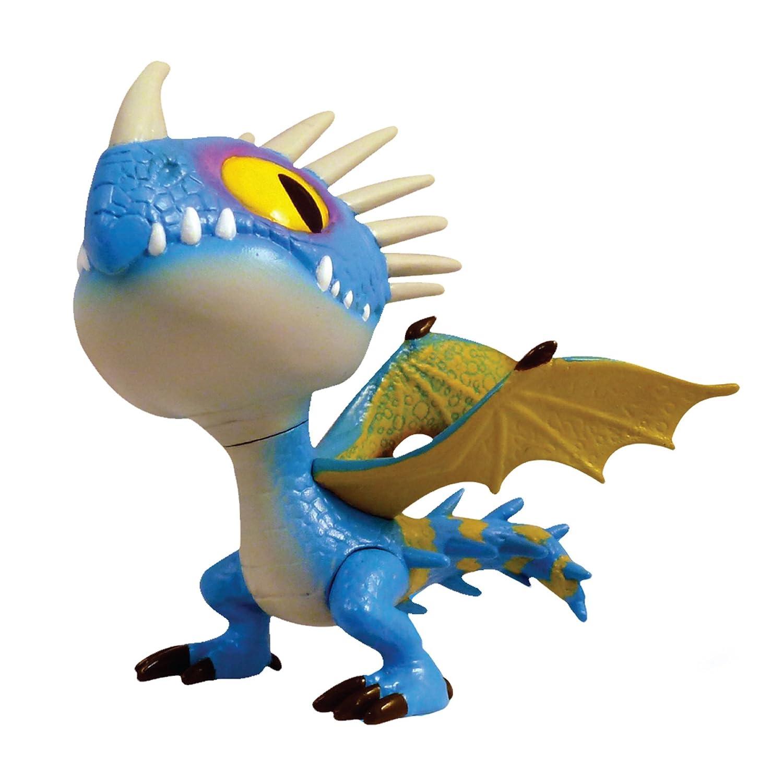 amazoncom dreamworks dragons defenders of berk mini dragons stormfly deadly nadder toys games