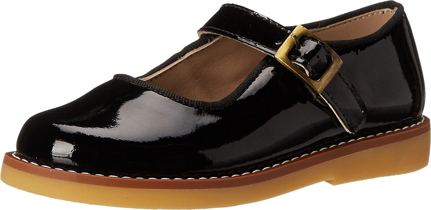 Elephantito Kids Mary Jane W Buckle Flat Elephantito Kids/' Mary Jane W Buckle Flat 3060