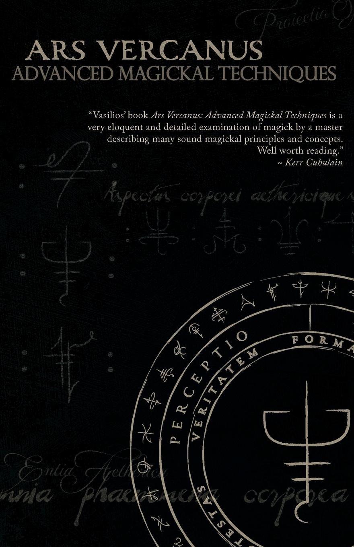 Ars Vercanus: Advanced Magickal Techniques ebook
