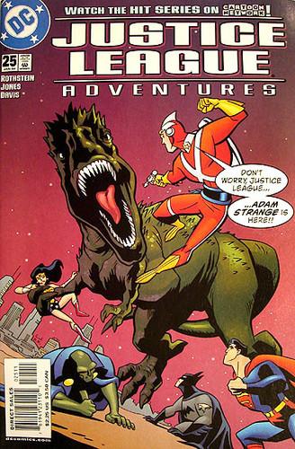 Read Online Justice League Adventures, No. 25: Strange Days; Jan 2004 PDF