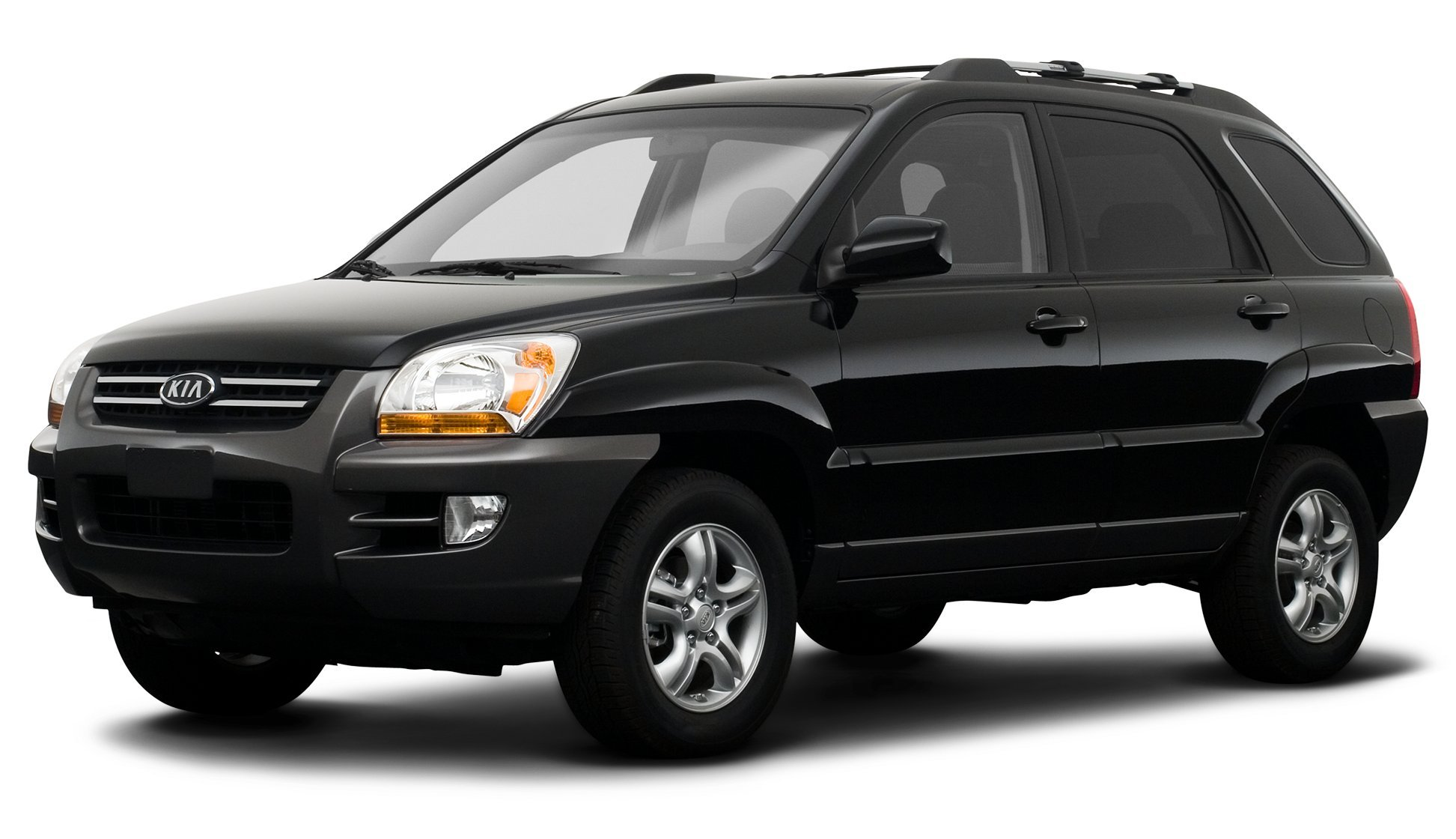 2008 kia sportage reviews images and specs vehicles. Black Bedroom Furniture Sets. Home Design Ideas