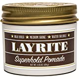 Layrite Pomade, Super Hold, 4.25 oz