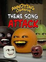 Annoying Orange - Theme Song Attack