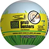 """20 Million Beneficial Nematodes (H.bacteriophora) - Nema Globe Grub Buster for Pest Control - New """"No Refrigeration Required"""""""