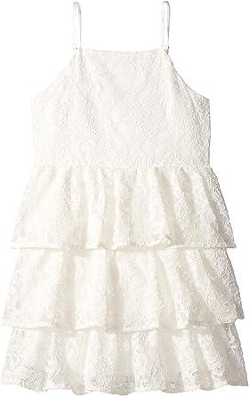 ff6c7f6282b5e Amazon.com: Bardot Junior Girl's Cartia Tier Dress (Big Kids): Clothing