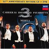 The Three Tenors 25th Anniversary [CD/DVD Combo]