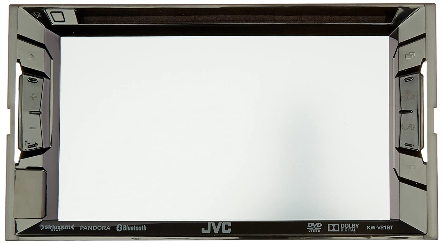 amazon com jvc kwv21bt 6 1 double din car stereo video receiver amazon com jvc kwv21bt 6 1 double din car stereo video receiver car electronics