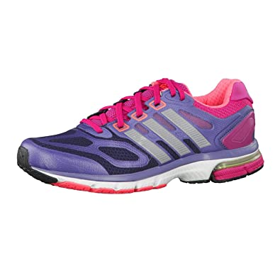 f9835856b adidas Women s Supernova Sequence 6 W Textile Running Shoes  Amazon ...