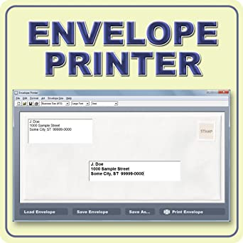 ssuite envelope printer