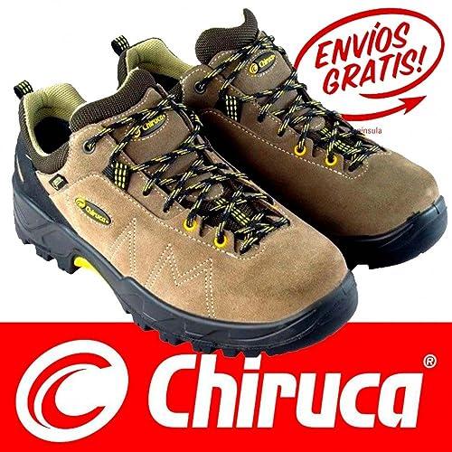 Zapatillas CHIRUCA SEGRE 02 Goretex - Color - Marrón, Talla - 46: Amazon.es: Zapatos y complementos