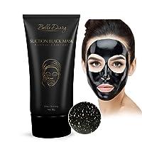 Point Noir Masque Belle Dairy Black Mask Visage Noir Peel-Off Masque Blackhead Remover Masque Pour Visage Visage Nez Acné Point Noir Contrôle de L'huile