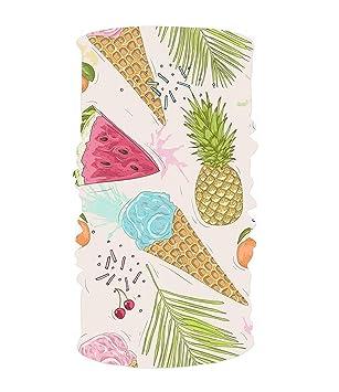 Yesliy Diadema Dibujo Pineapples_-Headwear Deporte Sudadera ...
