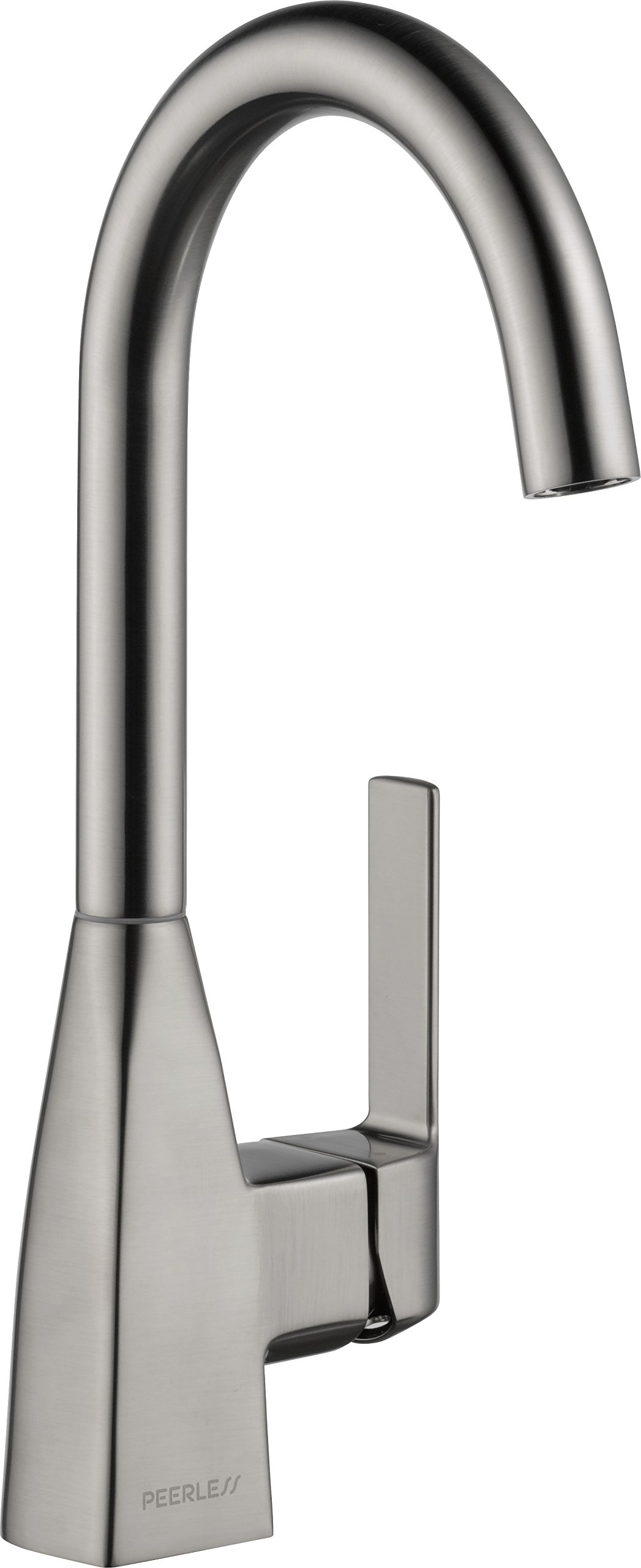 Peerless Xander Single-Handle Bar-Prep Kitchen Sink Faucet, Stainless P1819LF-SS
