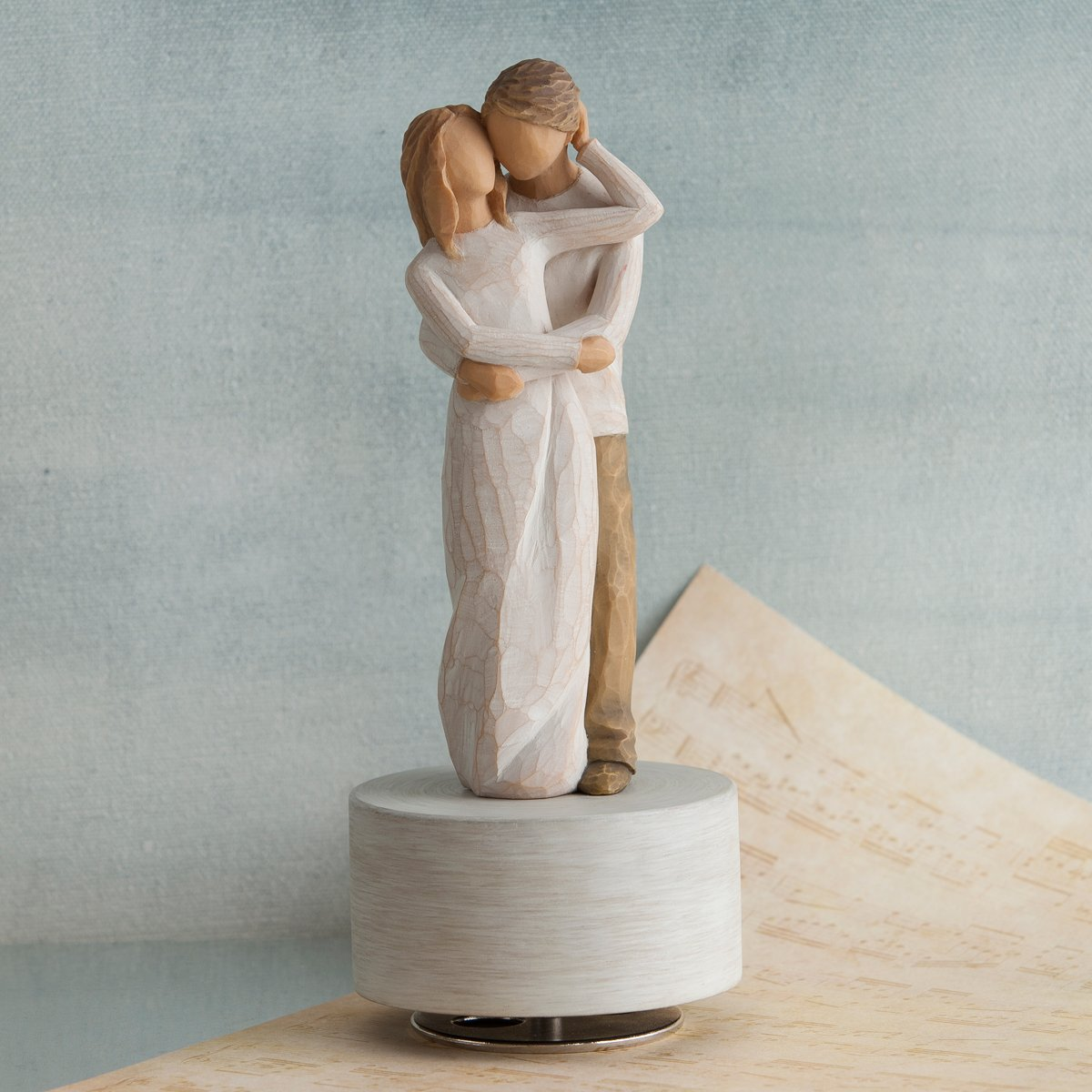 Willow Tree Together Musical Figurine