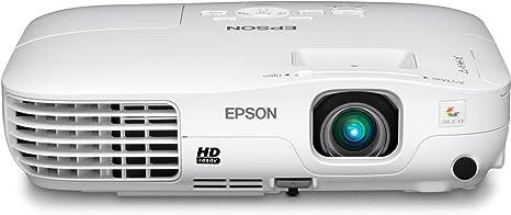 Epson PowerLite Home Cinema 705HD Projector Video: Amazon.es ...