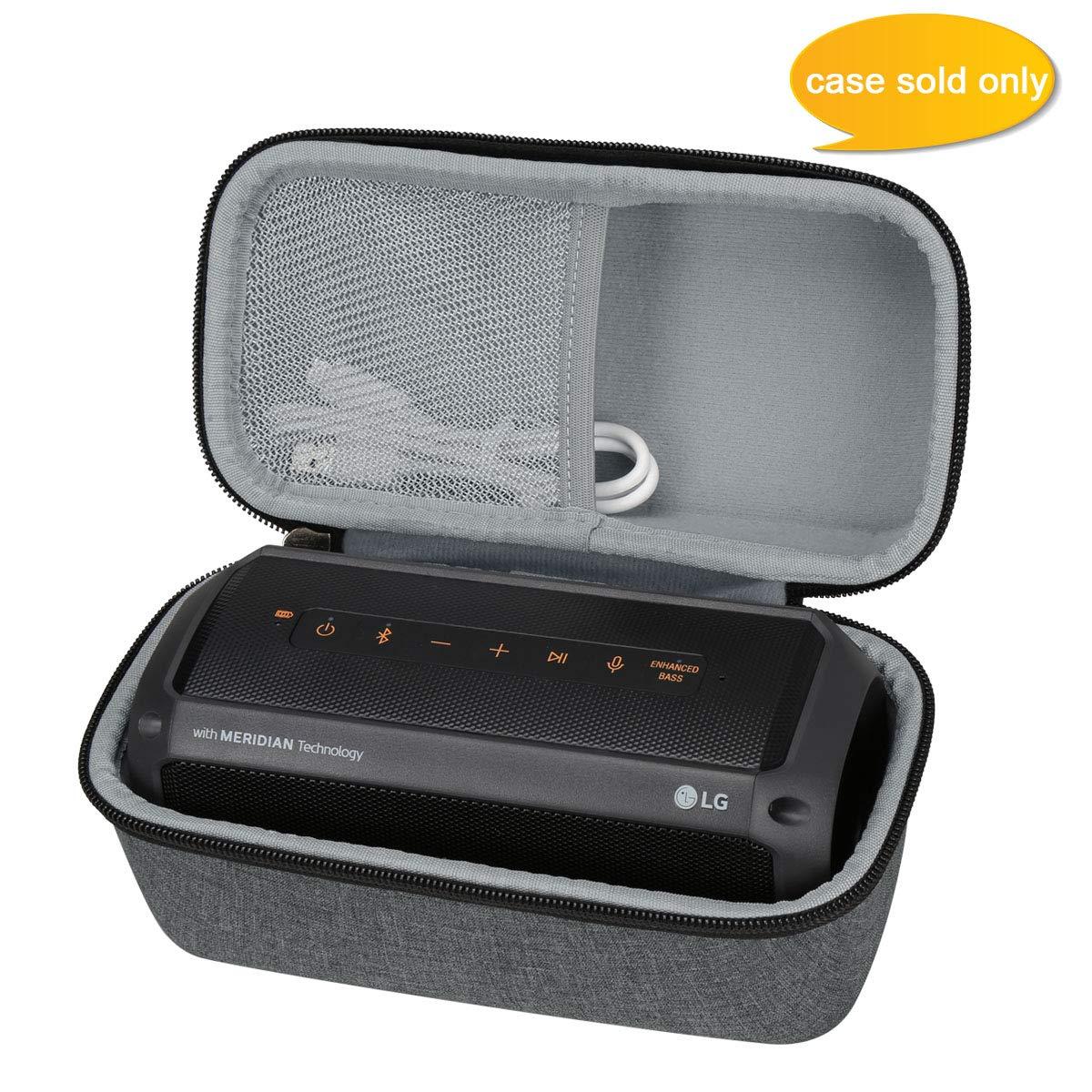 Aproca ハードストレージトラベルケース LG PK3 Xboom Go 防水ワイヤレスBluetoothスピーカー用   B07PJHJMWP