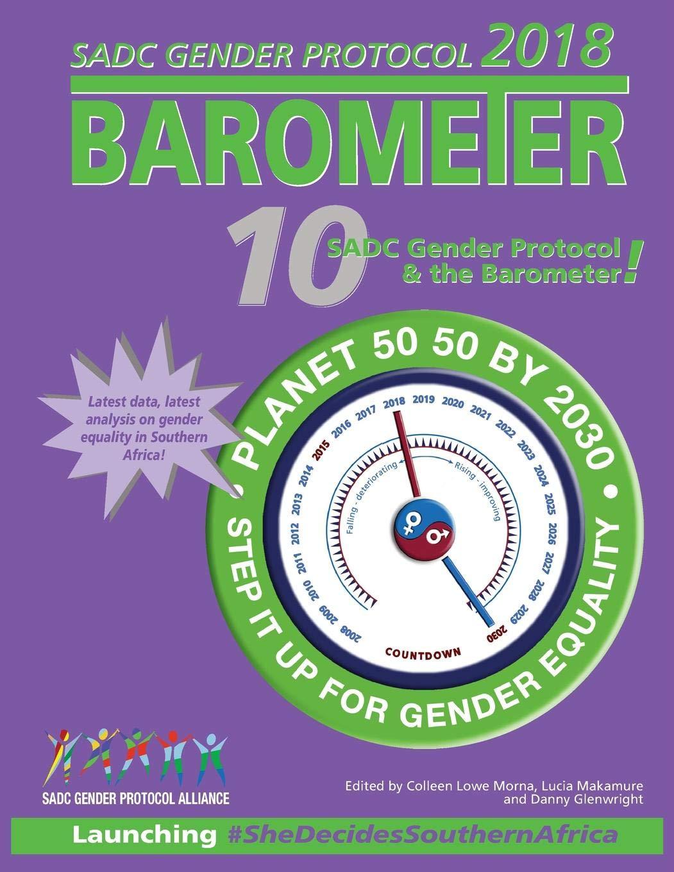 SADC Gender Protocol 2018 Barometer: Amazon.es: Colleen Lowe ...