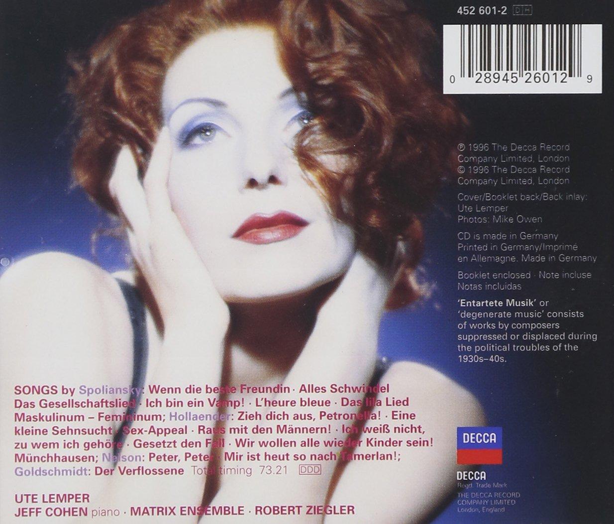Hollander sex appeal lyrics