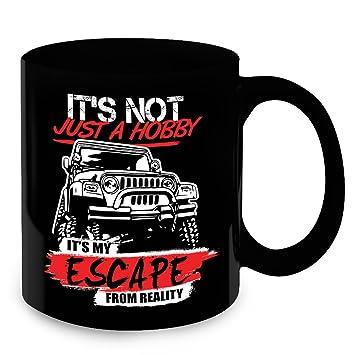 Amazon Jeep Wrangler Mug